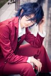 K Project - Fushimi Saruhiko by bellatrixaiden