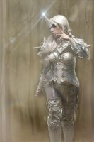 Aion Unicorn Armor Set by cyehra