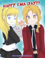 Happy FMA Day by arminis