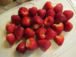 Red Red Strawberries 3 by Windthin