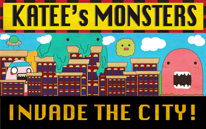Invade the city by Momage
