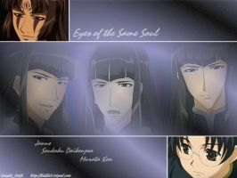 KKM  - Eyes of the Same soul by GaialeiStrife