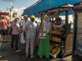 At Akko market 3 by ShlomitMessica