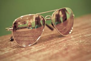 Glasses by cakper