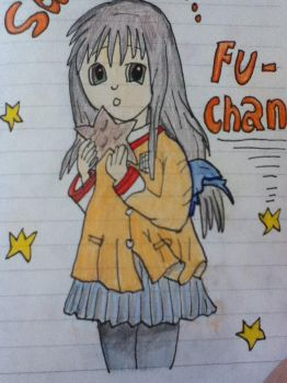 Fuko-chan!! by Holly-berry4