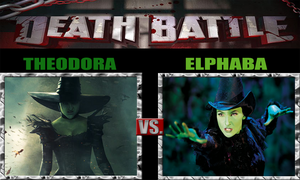Death Battle Fight Idea 42 by Death-Driver-5000