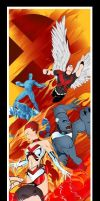 Original X-men Revised by gottabecarl