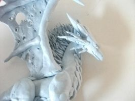 Blue-tack Pharla close up by MetaDragon0748