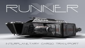 Runner X (Container Transport) by boningerworks