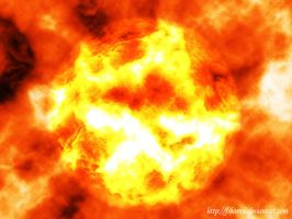 Fire Ball by f-barros