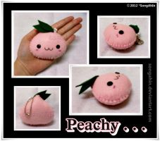 Peachy . . . by SongAhIn