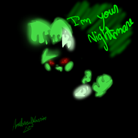 TOXIC NIGHTMARE by AmaterasuWarrior