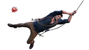 Nathan Drake || Uncharted by JA-Renders