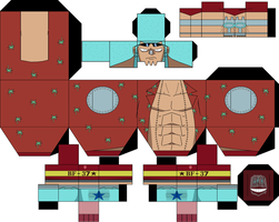 franky by hollowkingking