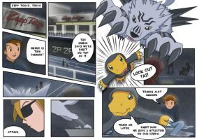Digimon 2.5: Pages 15 and 16 by CherrygirlUK19