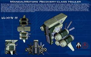 MandalMotors Recovery-class Slave III ortho [New] by unusualsuspex