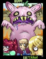 Happy EasTERROR by Buuya