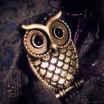 Owl by MarinaCoric