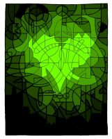 Green Heart, Our Earth by Bloodpassion
