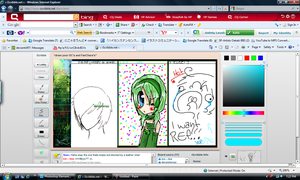 Iscribble doodle by ice---tea