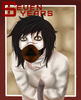 Jeff Seven years contest entry by Razz-Rany