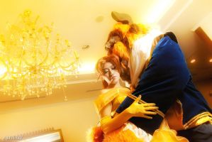 Beauty and The Beast by oruntia