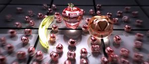 Glass Fruit by JoshuaCollins-media