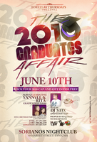 Graduation Affair flyer by DeityDesignz