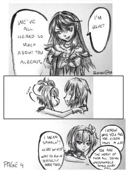 Tales of Berseria - Deleted Scenes Chapter 2 - 4 by Bcpupu