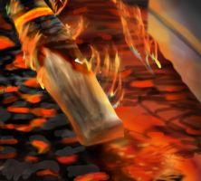 Fire by fifthdimensional