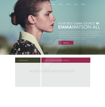 EmmaWatson-All | Ordered Layout by lenkamason