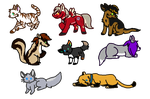 G: Quick cheebs for my friends by Lizzara