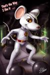 Danger Mouse by fernandofaria