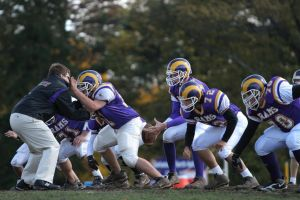 Homecoming Game - 7 by Calzinger