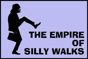 The Empire of Silly Walks by masimage