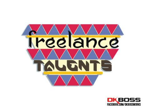 Freelance Talents Logo by perfectionist7