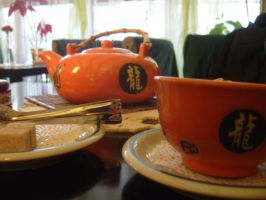 Tea for two? by Dudiette
