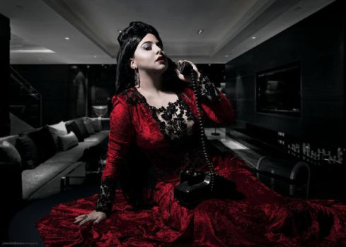 The Evil Queen Cosplay by platypa