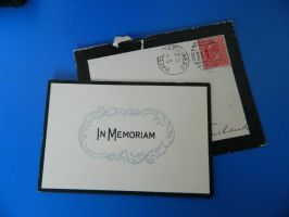 Memoriam Card 1 by Stock-Karr