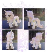 My Little Pony Fleur De Lis McDonalds Custom by kaizerin