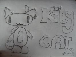 Kity Cat by PinkCollour