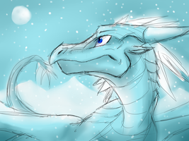 Winter -- WoF by Silver-Storm-Dragon