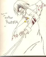 Become one with Mother Russia by MewKanevea