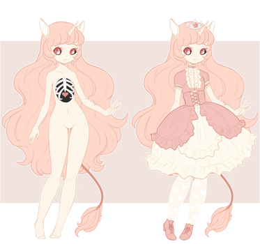 [CLOSED]VK: Aesthetic Adopt | Day 11 by SkyJynx