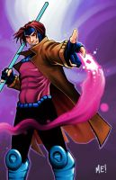 Gambit Color by MasonEasley