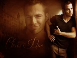 Chris Pine by angie-sg