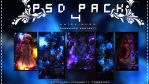 PSD Pack 4 by UmioKimura