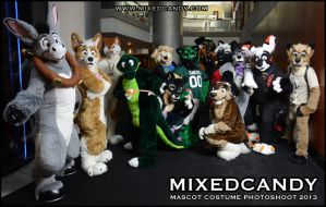 Mixedcandy FWA Photoshoot 2013 by LatinVixen