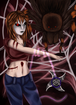 Commission: Nemesis by ZombieRay10