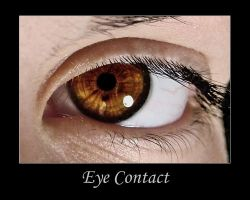 Eye Contact by vibe24